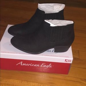 Brand new American Eagle by Payless booties.